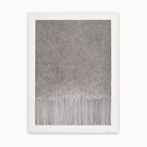 Dawn, Unframed Abstract Drawing, 2016