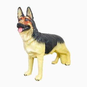 Deutscher Schäferhund Skulptur