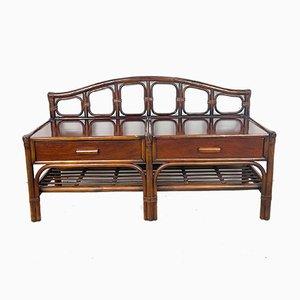 Rattan TV Cabinet or Dresser