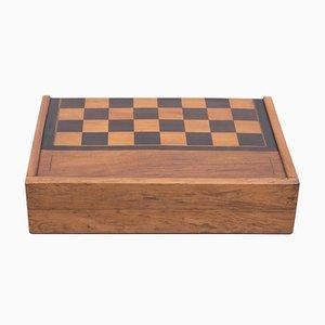 Boîte de Jeux ou d'Échecs Pliante avec 5 Jeux, Angleterre