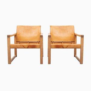 Diana Safari Chairs by Karin Mobring, 1972