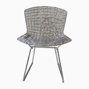 Chrom Stühle von Harry Bertoia für Knoll, 4er Set