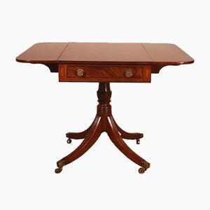 Small Pembroke Table in Mahogany, Early 19th Century