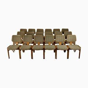 Vintage Stühle, 1970er, 18er Set