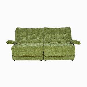 Modulares Mid-Century Zwei-Sitzer Sofa, 1970er, 2er Set