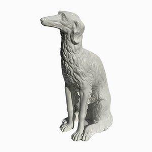 Großer Porzellan Barsoi Hund, Österreich