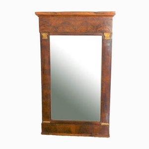 Antique Biedermeier Wall Mirror