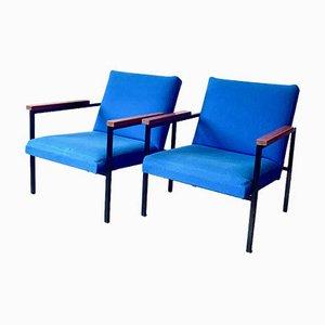 SZ30 Sessel von Hein Stolle für 't Spectrum, 2er Set