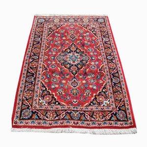 Middle Eastern Keshan Carpet, 1970s