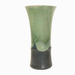 Large Ceramic Vase by F. Glatzle for Karlsruher Majolika