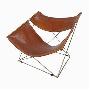 F675 Butterfly Lounge Chair by Pierre Paulin for Artifort, 1960s