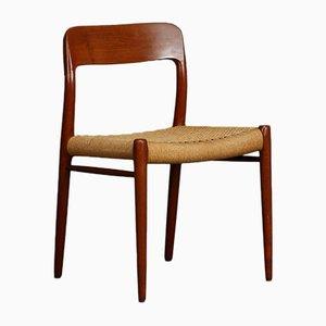 Modell Nr. 75 Stuhl von Niels Møller