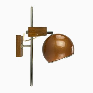 Ball Wall Lamp from Temde, 1960s
