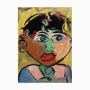 Portrait of a Schoolboy von Peter Robert Keil, 1983