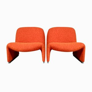 Alky Chair by Giancarlo Piretti for Castelli/Artifort, 1970s
