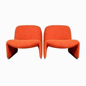 Stuhl von Giancarco Hacks für Castles / Artfort, 1970er