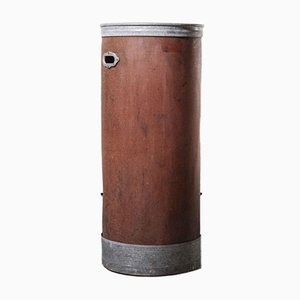 Model 1259 Tall Industrial Storage Cylinder, 1940s