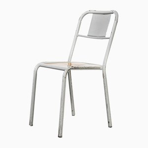 French Mullca Stacking Dining Chair, 1950s