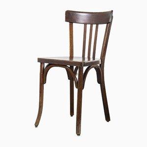Baumann Bentwood Bistro Dining Chairs by Joamin Baumann, 1950s, Set of 6