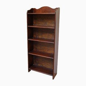 Oak Open Bookcase
