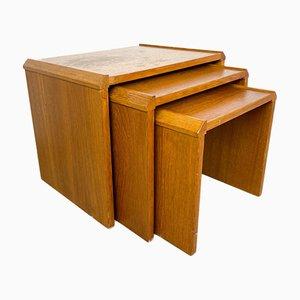 Danish Tables, Set of 3