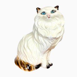 Chat en Céramique