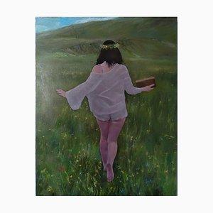 Armenische Zeitgenössische Kunst von Kamsar Ohanyan, Liberty 2021