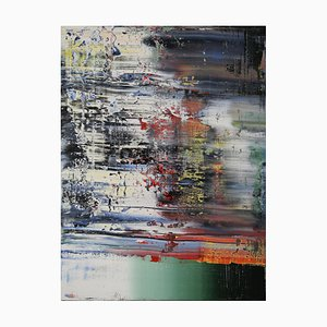 American Contemporary Art by Harry James Moody, Abstract N°266, 2016