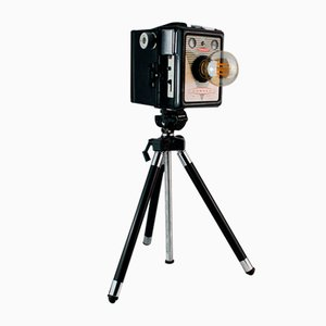 Converted Tripod Camera Light
