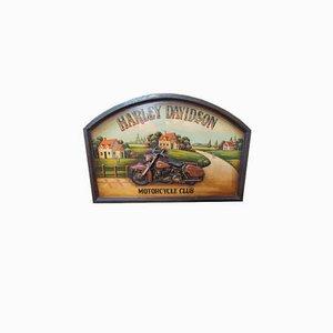 Harley Davidson Schild