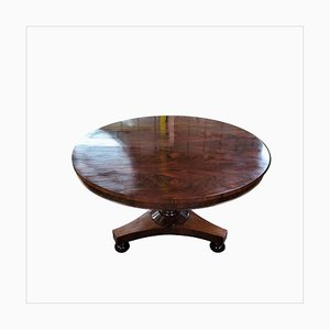 William IV Rosewood Tilt-Top Table from Williams and Gibto
