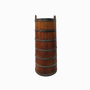 Eichenholz Barrel Stick Stand