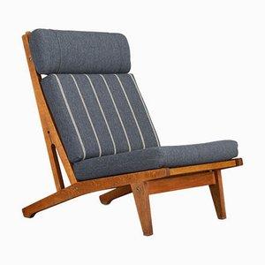 GE375 Gentleman's Sessel von Hans J. Wegner für Getama, 1960er