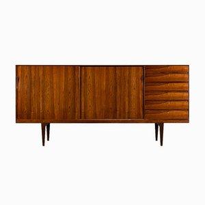 Rosewood Model 38 Sideboard by Henri Rosengren Hansen for Brande Møbler, 1950s