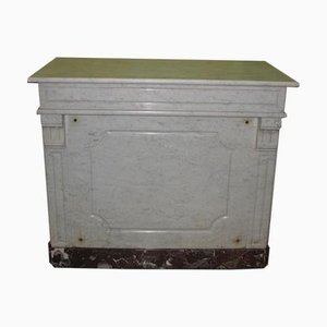 Marble Bakery Counter, 20th Century
