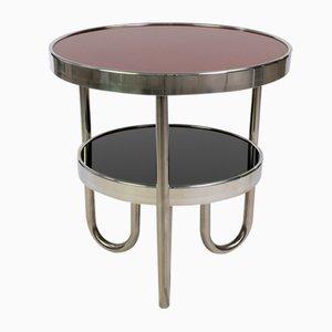 Kleiner Loop Tisch im Bauhaus Stil von Artur Drozd