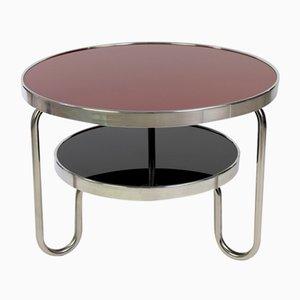 Bauhaus Style Loop Table by Artur Drozd