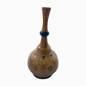 Art Nouveau or Secessionist New Delft Vase, Netherlands, 1920s