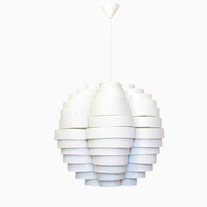 Model 1770 Tornado Pendant Light by Elio Martinelli for Martinelli Luce