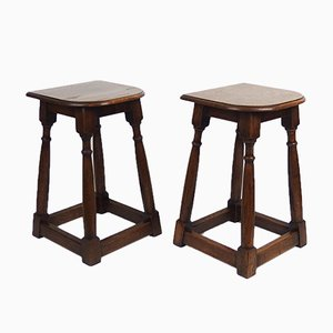 Cantor Stools, Set of 2
