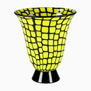 Murano Glass Vase from Barovier & Toso, 1972