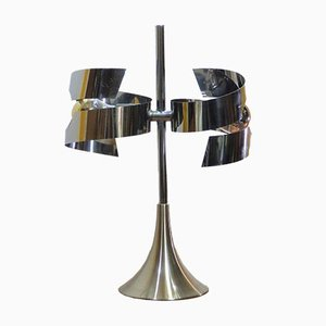 Lampe Space Age Chromée - Space Age Chromed Lamp