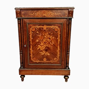 Napoleon III Boulle Cabinet in Marquetry