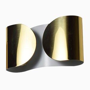 Foglio Wandlampe von Tobia & Afra Scarpa für Flos, 1960er