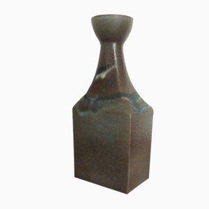 Vintage Ceramic Vase by Glatzle for Karlsruher Majolika