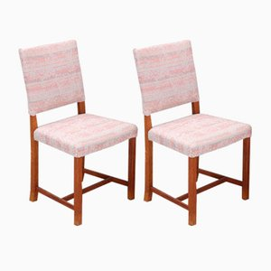 Chairs by Carl Malmsten, Set of 2