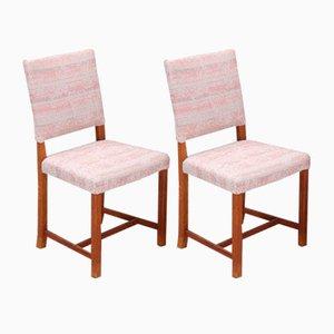 Stühle von Carl Malmsten, 2er Set