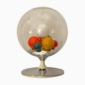 Barbarella Table Lamp by Angelo Brotto for Esperia, Italy, 1965