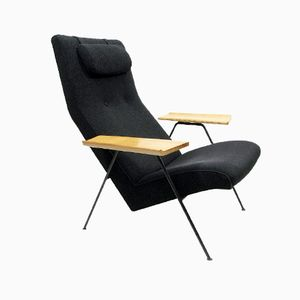 Modernist Reclining Chair by Robin Day for Hilfe, 1950s