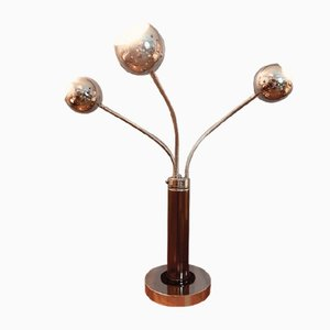 Articulated Chrome Ball Lamp by Goffredo Reggiani, 1970s